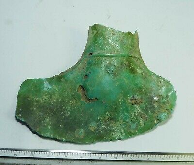 Vietnamese Antique- Dong Son Culture BRONZE AXE-HEAD