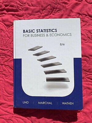 The McGraw-Hill/Irwin Series Business Statistics: Basic Statistics for Business