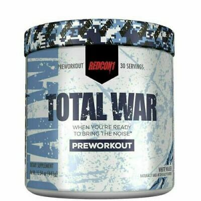 Redcon1 Total War White Walker Limited Edition Game Of Thrones Pre Workout