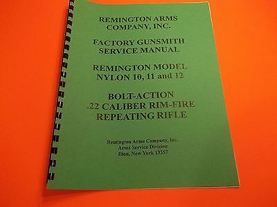REMINGTON OWNERS INSTRUCTION MANUAL For MODEL 522 VIPER 22