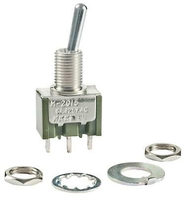 Nkk Switches-M2015Ss1W01-Switch£¬Toggle£¬Spdt£¬6A£¬125Vac
