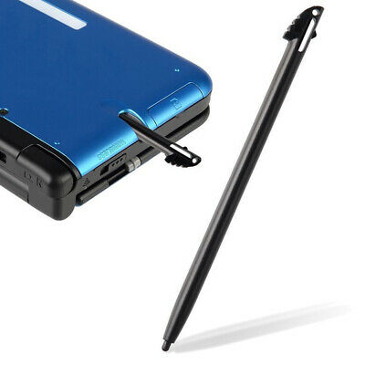 2 X Black Plastic Touch Screen Stylus Pen for Nintendo 3DS N3DS XL LL New HY#U