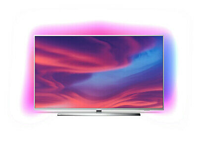PHILIPS 50 PUS 7354/12, 126 cm (50 Zoll), UHD 4K, SMART TV, LED-TV, 1700 PPI, Am
