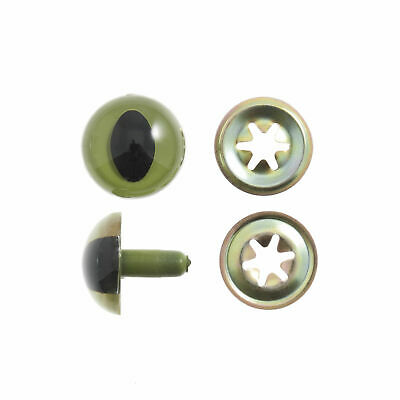 Various Safety Eyes for Teddy Bear Making Soft Toys Animal Doll Crafting Sewing