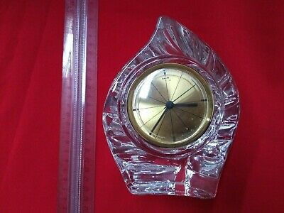 Wall Clock Crystal Daum not Working - REF22493