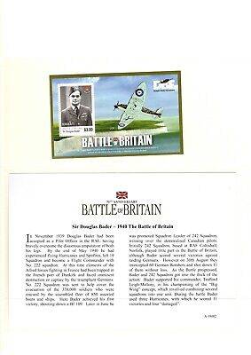 Westminster Coin, 70th Anniversary Battle of Britain Douglas Bader The Battle