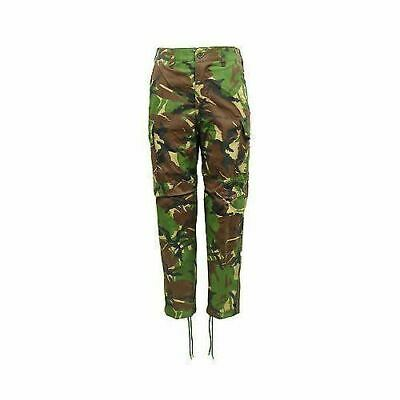 Boys Camouflage Cargo Trousers, Kids Camo Army Style, Fishing Hunting UK