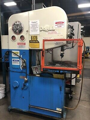 DoAll 2613 H1 Verticle Band Saw