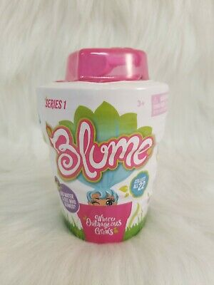 Blume Surprise Dolls Series 1~10 Surprises~Add Water & See Who Blooms~New Sealed