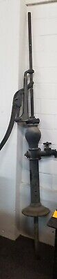 Antique Dempster Farm Well Pump Cast Iron