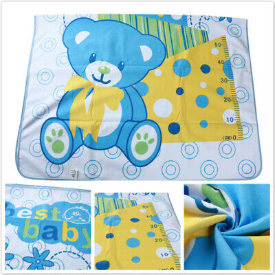 Baby Changing Pad Reusable Waterproof Diaper  Folding Soft Mat Washable ONE