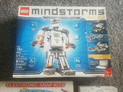 Lego Mindstorms 9797 Projects