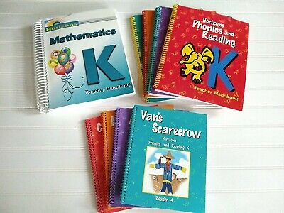 KINDERGARTEN CURRICULUM IN a Box Homeschool Grade K K5