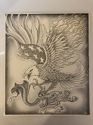 1993 Jack Rudy Tattoo New Jersey Vintage Poster Print
