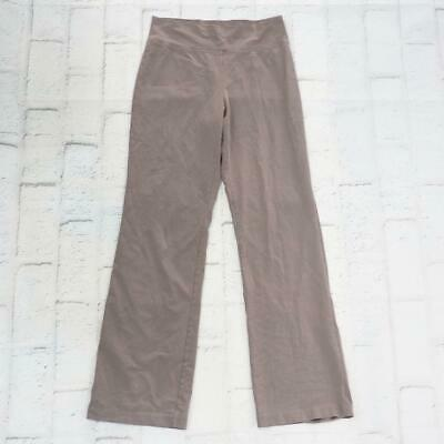 Patagonia Organic Cotton Yoga Pants Womens Size Small Foldover Waist