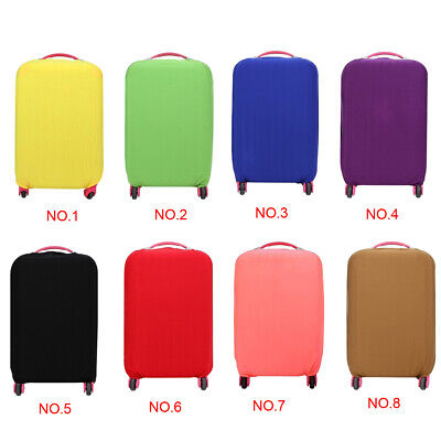 18-30Inch Travel Elastic Luggage Cover Suitcase Trolley Dustproof Case Protector