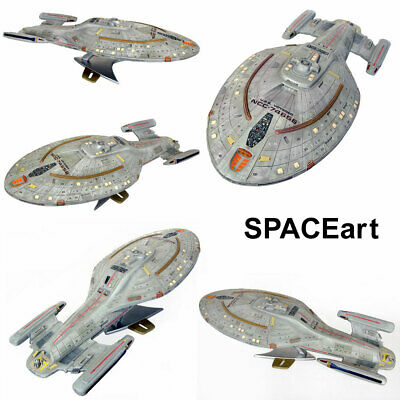 Star Trek: U.S.S. Voyager - Deluxe Display-Modell | Fertig-Modell | SPACEart