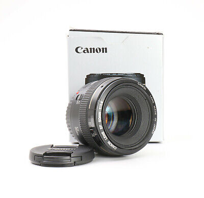 Canon EF 50 mm 1.4 USM + TOP (225315)