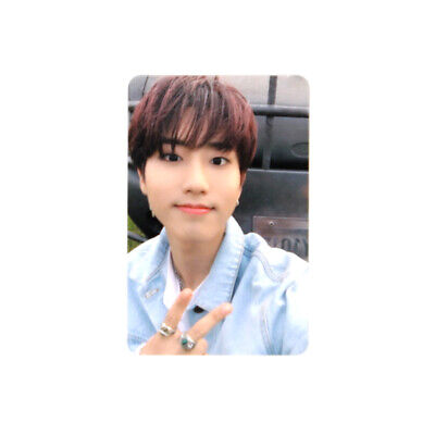 [STRAY KIDS]Cle 2:Yellow Wood/Side Effects/Official Photocard/Outdoor-HAN