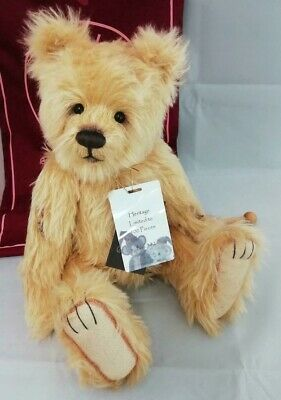 SPECIAL OFFER! Charlie Bears Isabelle Mohair HERITAGE No 382/400 (RRP £175)