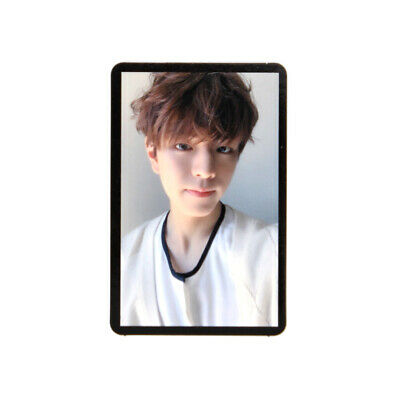 [STRAY KIDS]Cle 2:Yellow Wood/Side Effects/Official Photocard / BLACK - SEUNGMIN