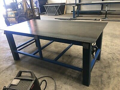 heavy duty work bench 10mm Thick Top