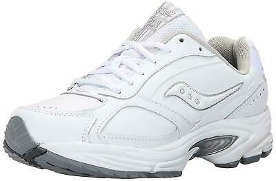 8ecc9be1 Saucony Women's Grid Omni Walker Athletic Shoes White, Sizes 5 And 5.5 Wide