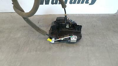 NISSAN QASHQAI Central Locking Solenoid Mk2 (J11) 14 - 17