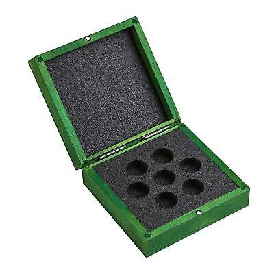 Q Workshop Cthulhu Green Dice Chest New RPG 7 Die Role Playing Games