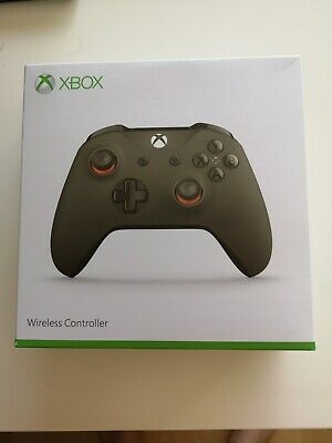 Xbox One S Controller Olive - Neu