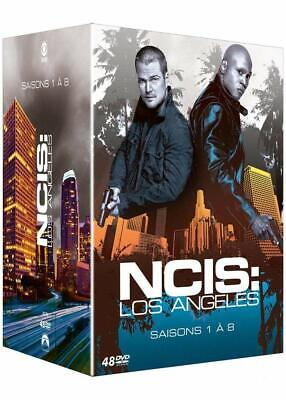 NCIS Los Angeles Complete Series Season 1 2 3 45 6 7 8 DVD Collection R2 Box Set