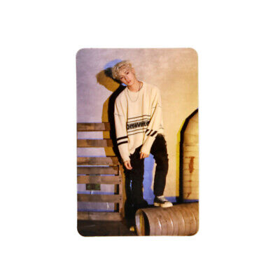 [STRAY KIDS]Cle 2:Yellow Wood/Side Effects/Official Photocard/Concept-BANGCHAN