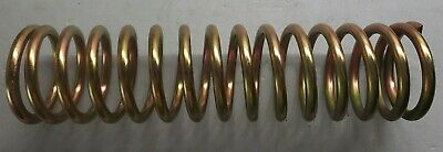 """Helical Compression Spring - 12 1/8"""" x 3 1/8"""" Outer Diameter"""