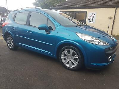 2008 Peugeot 207 SW 1.6HDI 90 Sport Car 5 Door Hatchback