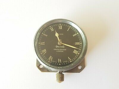 Aircraft/Car Clock Pre Owned 8 Day Smiths