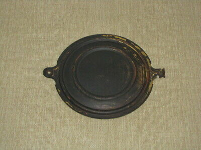Antique E.N. Welch Mantle Clock Back Door Parts