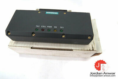 Siemens 6Gk1 901-0Aa00-0Ac0 Bus Coupler - Free Shipping Worldwide -
