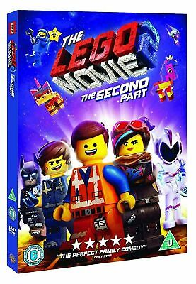 The Lego Movie - The Second Part (Dvd 2019, Includes Slipcover) New/Sealed
