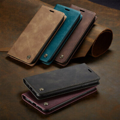 Coque for iPhone 7 6 8 Plus XS Max XR Flip Case Cuir Housse Magntic Wallet Cover
