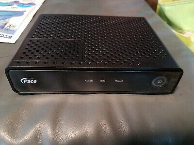 Pace TV Box TiVo MoCA Ethernet eSTB Model No: IPW9001 replacement System Only