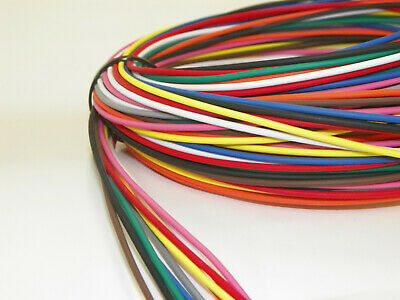 250 FEET 12 GAUGE GXL HIGH TEMP AUTOMOTIVE PRIMARY WIRE 10 COLORS 25 FT EACH