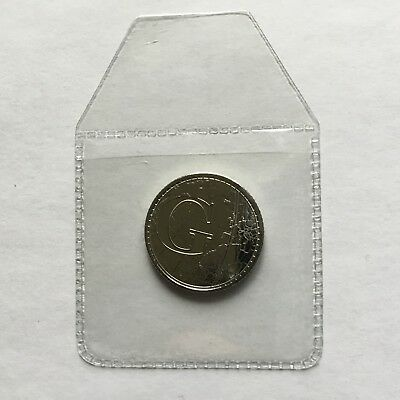 New A- Z Alphabet 10p Letter G Greenwich Mean Time 2018 Ten Pence  Coin Hunt