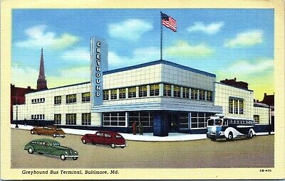 Maryland, US States, Cities & Towns, Postcards, Collectibles