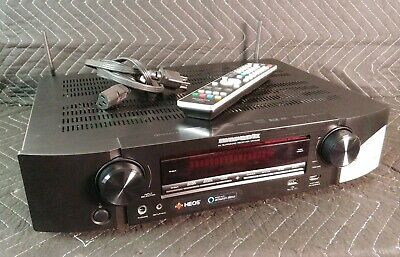 MARANTZ NR1609 7 2-CHANNEL Network AV Receiver with HEOS 5
