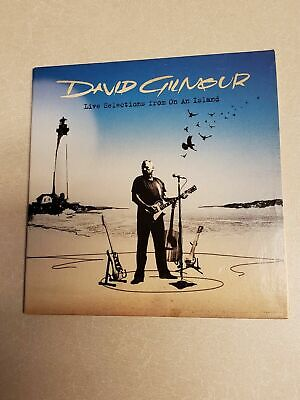 Pink Floyd David Gilmour Live Selections From On An Island Promo Aol Sessions