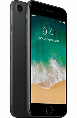 Apple iPhone 7 - 32GB Black Factory GSM Unlocked AT&T / T-Mobile - A1778