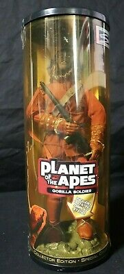 """Special collector series Planet of the Apes 1999 NEW!!!! /""""Gorilla Soldier/"""""""