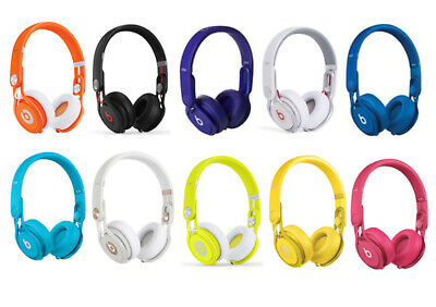 Beats by Dr Dre Mixr Wired On-Ear Headphones Color Variety 100% Authentic