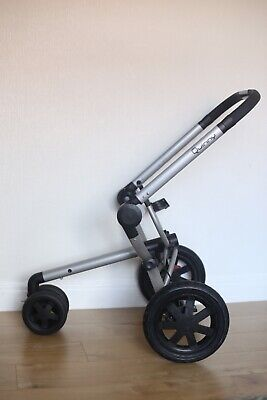 Quinny Buzz 3 Frame / Chassis Replacement With Black Wheels