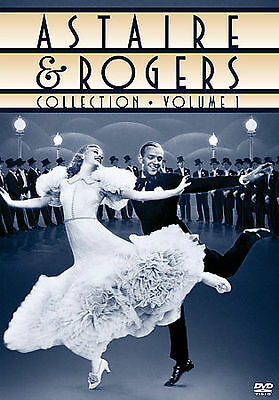 (Fred) Astaire (Ginger) Rogers The Signature Collection DVD 2005 5-Disc Box Set